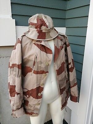 Desert Storm French Came Jacket And Boonie