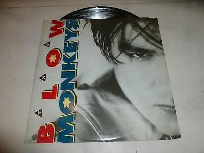 "BLOW MONKEYS - It Doesn't Have To Be This Way - 1987 UK 3-track 12"" vinyl single"
