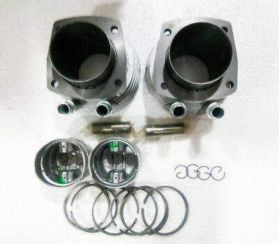Cylinders (with Pistons, Rings and Pins) for Ural (650 cc)