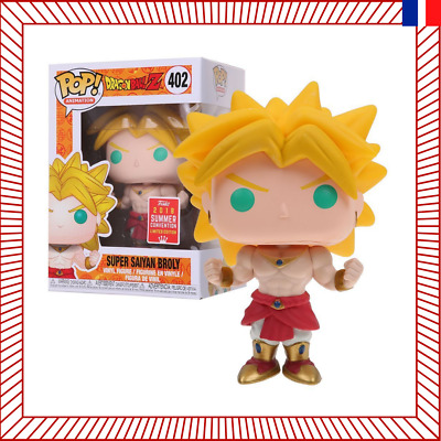 Funko Pop Dragon Ball Z Edition limite Super Saiyan 2018 Figurine RARE Enfant FR