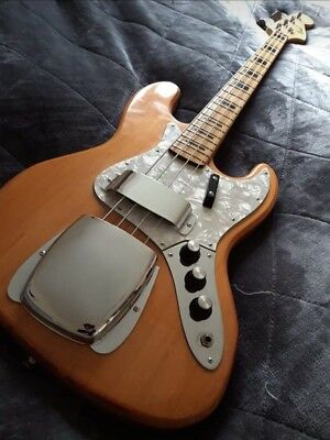 Early 1970s Ibanez Jazz Bass Guitar