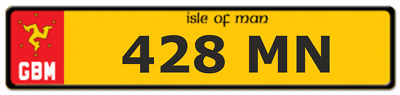 428 MN : Private Registration Number | Cherished Numbers / Cherished Plates