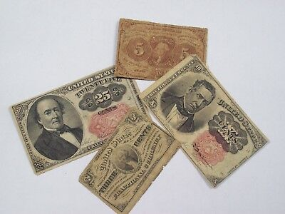 Fractional currency Lot