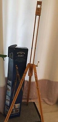 Windsor & Newton Dart Sketching  Easel Complete With Box