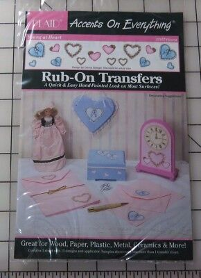 Rub-On Transfers - Plaid Accents On Everything or True Expressions By Chartpak