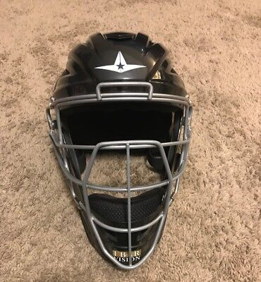 All Star MVP 2500 Umpire Helmet