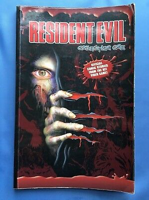 Resident Evil Comic Collection graphic novel, DC Wildstorm, Rare