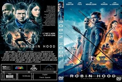 """robin Hood"" Brand New Dvd Factory Sealed Free Shipping Pre Sale 2/19"