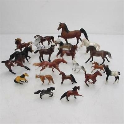 21x Breyer Horse Paddock Pals Stablemates Mini Whinnies Lot w/ Custom Painted