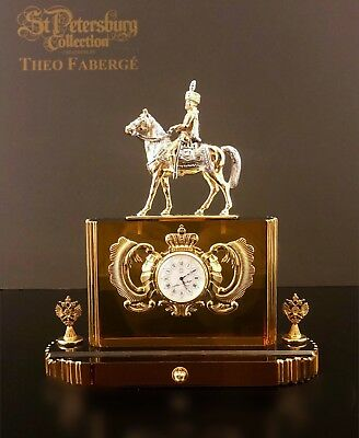 Theo Faberge - Czar's Village Treasure VERY RARE #7 OF ONLY 30 EVER MADE!