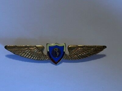 Unidentified Pilot Wings - Colombia Air Force Navigator?