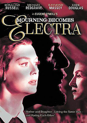 Mourning Becomes Electra (DVD, 2004, Restored Version) MINT Pristine disk in box