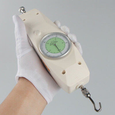1PC Dynamometer Pointer Type Widely Use Push Gauge for Constructions Engineering