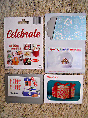 Gift Cards, Collectible, new, unused cards with backing, no value on cards  (WQ)