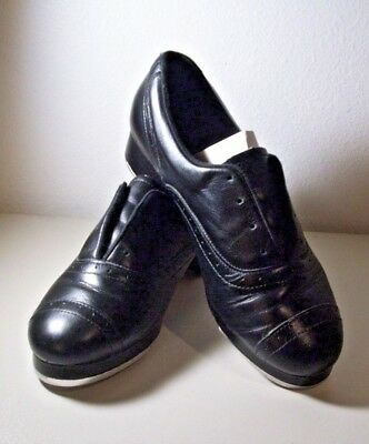 Bloch Dance Women's Jason Samuels Smith Tap Shoes, Black 9 M US Gently Used