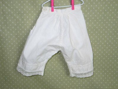 Antique Vintage DOLL Pantaloons-Bloomers ~ Victorian Edwardian French German