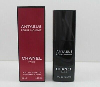 Nuovo Chanel Antaeus Eau De Toilette  Edt 100 Ml Spray.