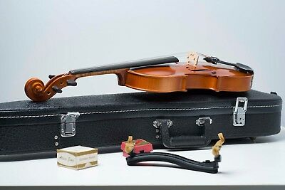 """Violin - German made - Eberhard Meinel14"""" - I believe this to be 4/4"""