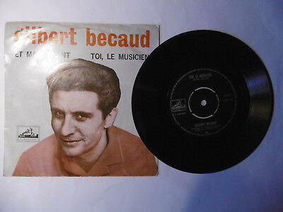 Gilbert Becaud, Toi, Le Musicien, Et Maintenant, Made in Holland