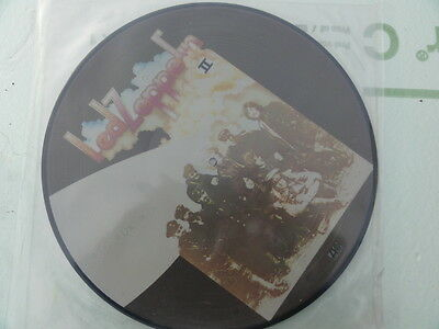 Led Zeppeln II Picture disc