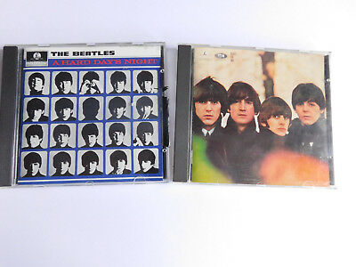 * The Beatles * The Beatles For Sale & Hard Day's Night * Cd Set * Nr Mint *