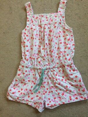 Mini Boden Girl Playsuit 2-3 Years