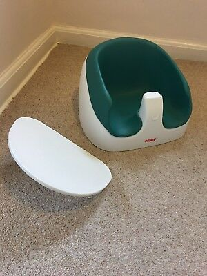 Bumbo Baby Seat with Tray Nuby