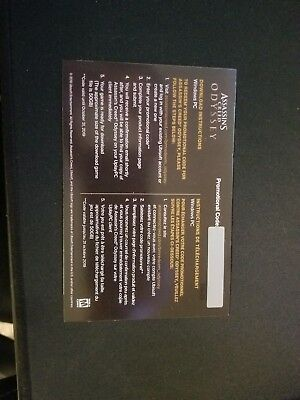 Assassin's Creed Odyssey PC Game Code [Standard edition]