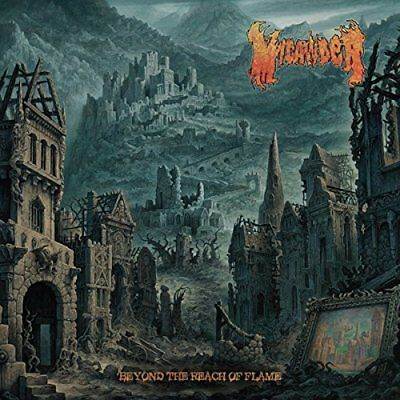 Micawber - Beyond The Reach Of Flame   Cd New!