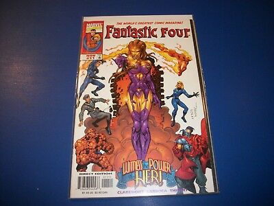 Fantastic Four #11 1st Ayesha Her VF+ Beauty Wow