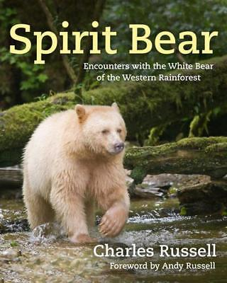 Spirit Bear by Charles Russell (author)