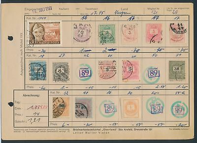 XB35018 Hungary coat of arms fine lot used