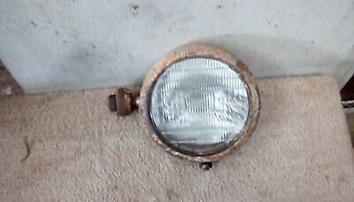 Original David Brown Tractor Head Light