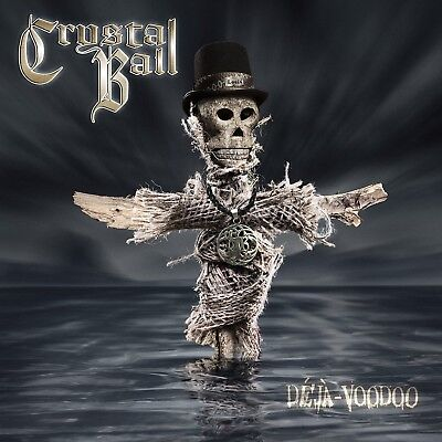 Crystal Ball - Déj? Voodoo (Limited Digipackpak)   Cd New!