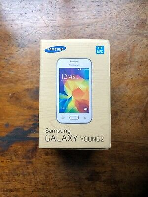 Samsung Galaxy Young 2 SM-G130H Unlocked Android Smartphone - Mint Condition