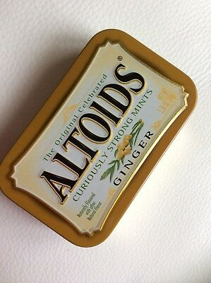 ALTOIDS**Ginger**Discontinued **collectors tin