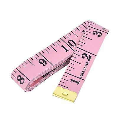 Body Measuring Tape Ruler Sewing Cloth Tailor Measure Soft Flat 150cm centimeter