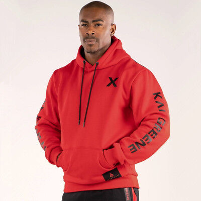 Kai Greene Gym Bodybuilding Hoodie Mens Muscle Pullover Hooded Hoody Jumper Top