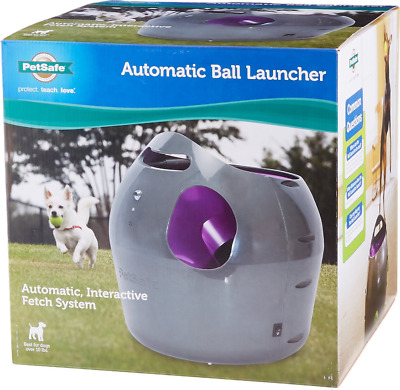PetSafe Automatic Ball Launcher Dog Toy NEW IN BOX