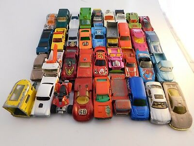 Choose Your Own Lot of 3 Vintage Hot Wheels and Matchbox 60s 70s 80s 90s & Up
