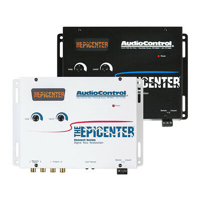 AudioControl The Epicenter Digital Bass Restoration Processor (Optional Color)