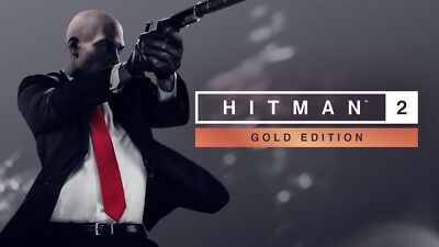 ⭐SALE⭐Hitman 2 GOLD EDITION + BONUS 54 GAMES- STEAM (PC)