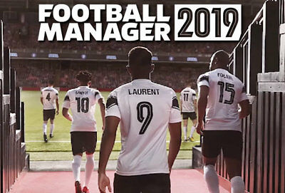 ⭐SALE⭐Football Manager 2019 100% ACTIVATION VIP+BONUS 54 GAMES! STEAM (PC,MAC)