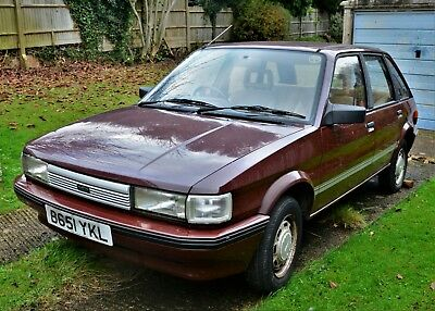 Austin Maestro L - B Reg (1985) 50000 Miles, 2 Owners - Stored For Last 7 Years