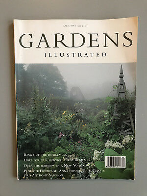 GARDENS ILLUSTRATED magazine. Editions 1,3,4,5,6,7,9 & 10