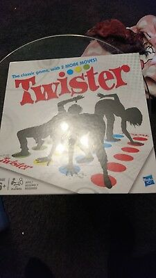 Twister The Classic Family Childrens Party Game - Genuine Hasbro