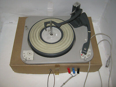 Old  4 Speed Record Deck