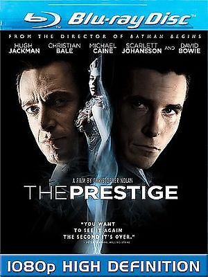 The Prestige (Blu-ray Disc) - **DISC ONLY**