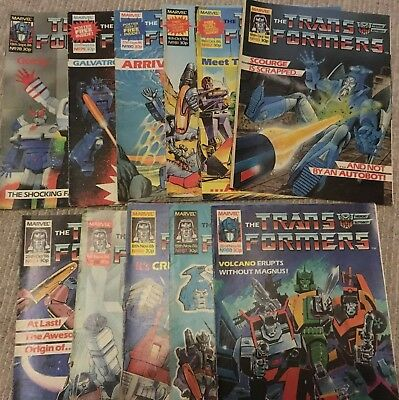 Transformers Comics: Issues 78 to 88