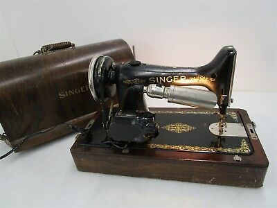 Antique Singer Sewing Machine 1926 AA982862